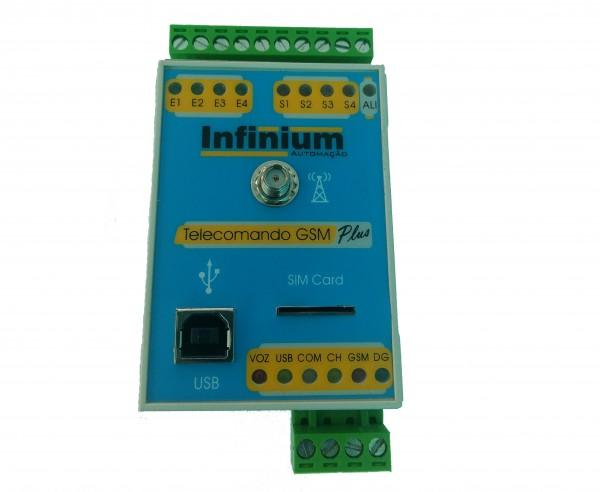 TELECOMANDO GSM - QUADRI BAND