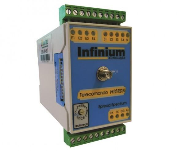 TELECOMANDO MICRON - 900MHZ SPREAD SPECTRUM